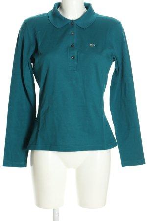 Lacoste Koszulka polo niebieski W stylu casual