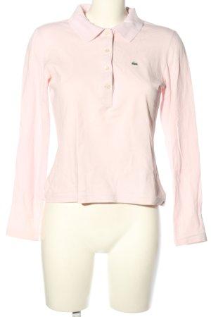 Lacoste Koszulka polo różowy W stylu casual
