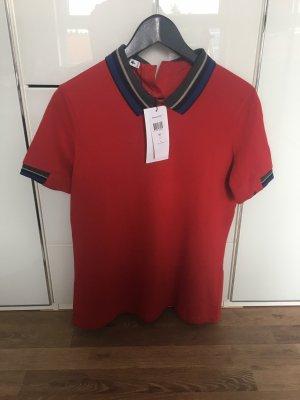 Lacoste Koszulka polo czerwony