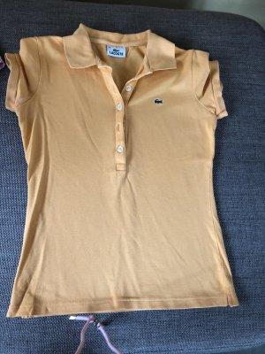 Lacoste Polo Shirt orange Gr.36