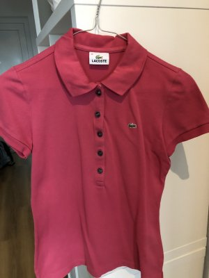Lacoste Polo-Shirt Pink