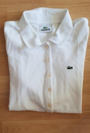 Lacoste Polo Shirt Weiß T-shirt