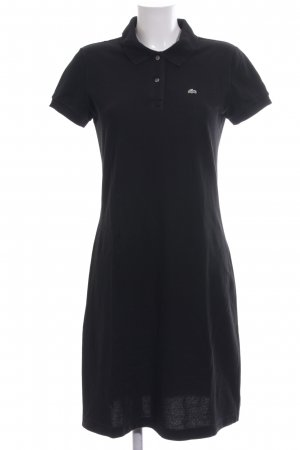 Lacoste Polo Dress black casual look