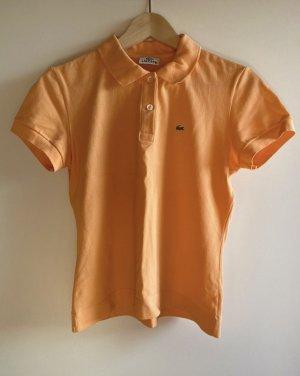 Lacoste Koszulka polo jasny pomarańczowy