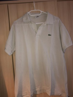 Lacoste Polo Top white