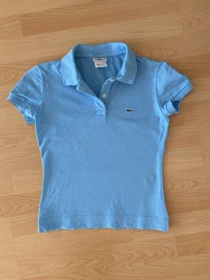 Lacoste Polo Shirt neon blue
