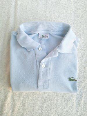 Lacoste Camiseta tipo polo azul celeste