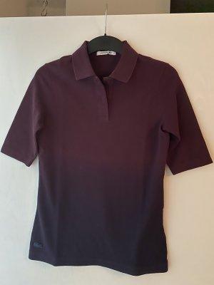 Lacoste Poloshirt Dip Dye Farbverlauf Gr. 36 Np 129€ neuwertig