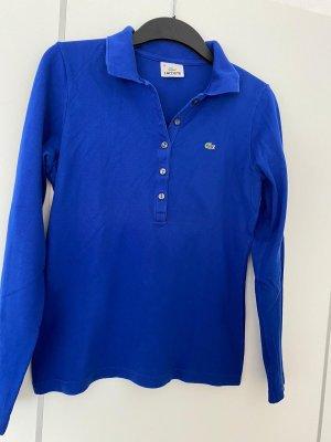 Lacoste Poloshirt Gr. 40 langarm