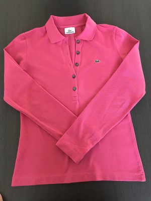 Lacoste Polo rose
