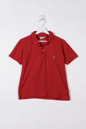 Lacoste Polo rosso Cotone