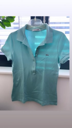 Lacoste Polo Shirt turquoise