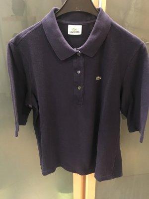 """""""Lacoste"""" Poloshirt, längerer Halbärmel."""