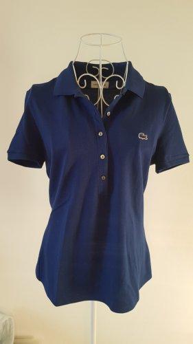 Lacoste Camiseta tipo polo azul