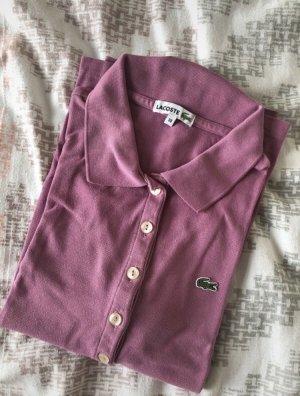Lacoste Poloshirt, rosé/altrosa, sehr guter Zustand, Größe M