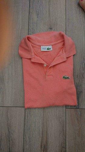 Lacoste, Poloshirt, Teen, Orange/Lachs, Gr. 16,Gr 176, Gr. S