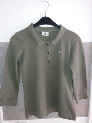 Lacoste Polo Top khaki