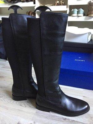 Lacoste Premium Stiefel aus hochwertigem Glattleder wie neu, Letzte preisreduzierung