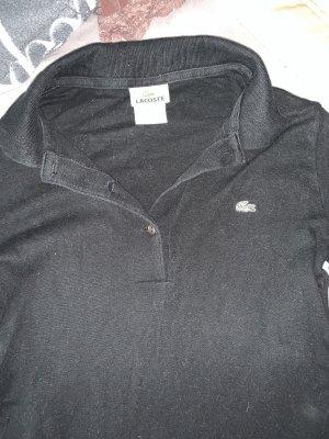 Lacoste Pullover in cashmere nero-verde chiaro