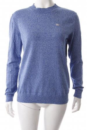 Lacoste Pullover blau melliert