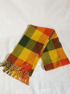 Lacoste Écharpe en laine multicolore