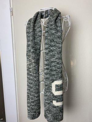 Lacoste Bufanda de lana multicolor Lana