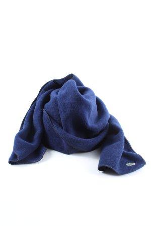 Lacoste Halstuch blau Casual-Look
