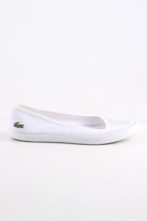 Lacoste Slip-on Sneakers white casual look
