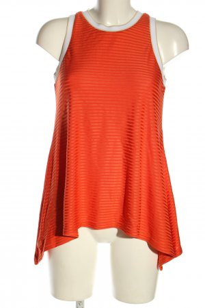 Lacoste Schlupf-Bluse rot Casual-Look