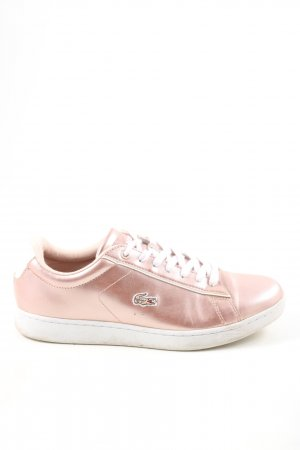 Lacoste Schnürsneaker pink Casual-Look
