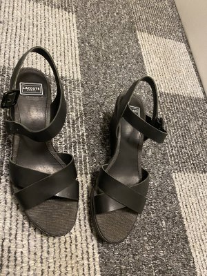 Lacoste Schuhe neu echtes Leder in 37
