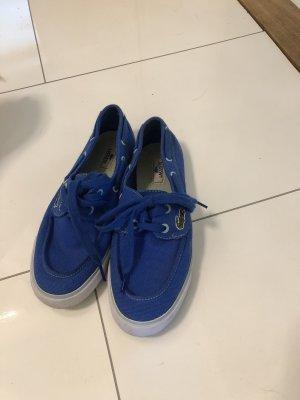 Lacoste Schuhe Stoff in 37
