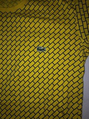 Lacoste Camisa de malla multicolor
