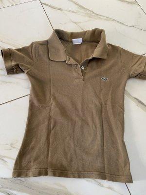 Lacoste Shirt Gr.34 oliv