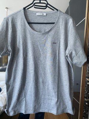 Lacoste shirt T-shirt grau 44 XXL