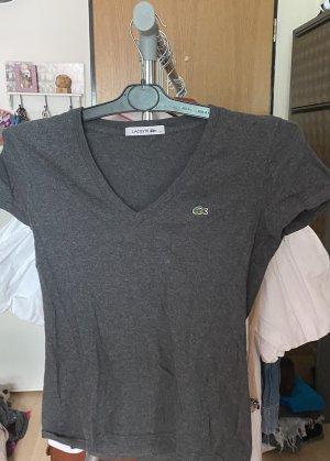 Lacoste T-shirt grigio scuro