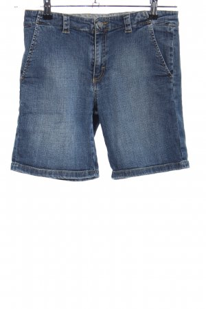Lacoste Shorts blau Casual-Look