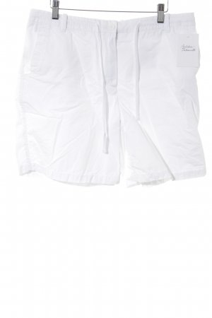 Lacoste Shorts weiß Casual-Look