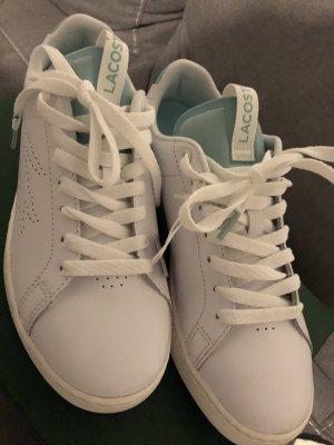Lacoste Slip-on Sneakers white