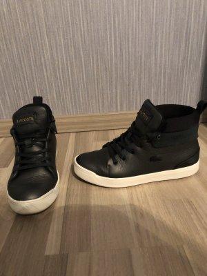 Lacoste Sneaker High grau Gr. 37