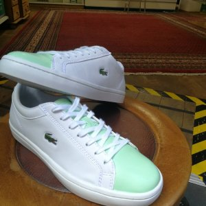 Lacoste Sneaker Redesigned