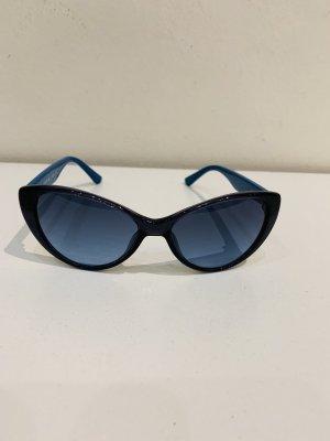 Lacoste Gafas de sol redondas azul