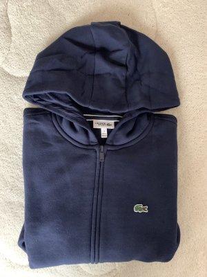 Lacoste Chaqueta estilo camisa azul oscuro