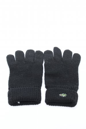Lacoste Knitted Gloves black casual look