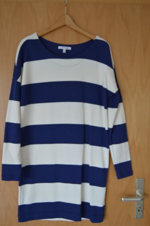 Lacoste Sweatkleid, neu, Gr. 38, nie getragen, blau/weiß