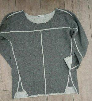 Lacoste, Sweatshirt, Grau, Gr 36,grau Silber.