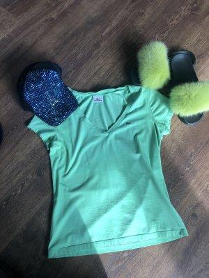 Lacoste T-Shirt mintgrün