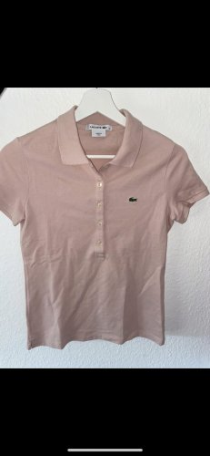 Lacoste Polo vieux rose