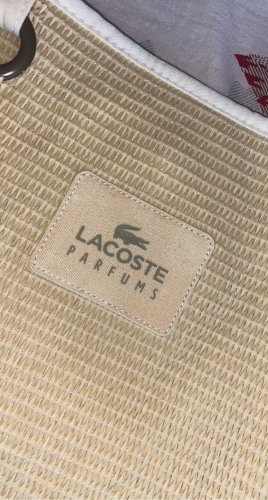 Lacoste Parfums Bolso tipo cesta nude-beige