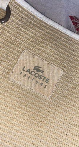 Lacoste Parfums Basket Bag nude-beige